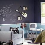 müzisyen temalı genç odası