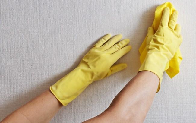 Duvar Kağıdı Temizliği
