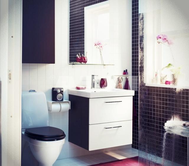 Banyo Dekorasyonu Nasıl Yapılmalı ? Ikea 1