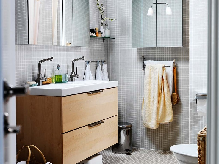 Banyo Dekorasyonu Nasıl Yapılmalı ? Ikea 2