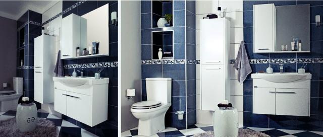 Banyo Dekorasyonu Nasıl Yapılmalıdır ? Model 1