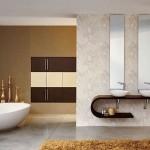Banyo Dekorasyonu Nasıl Yapılmalıdır ? Model 4