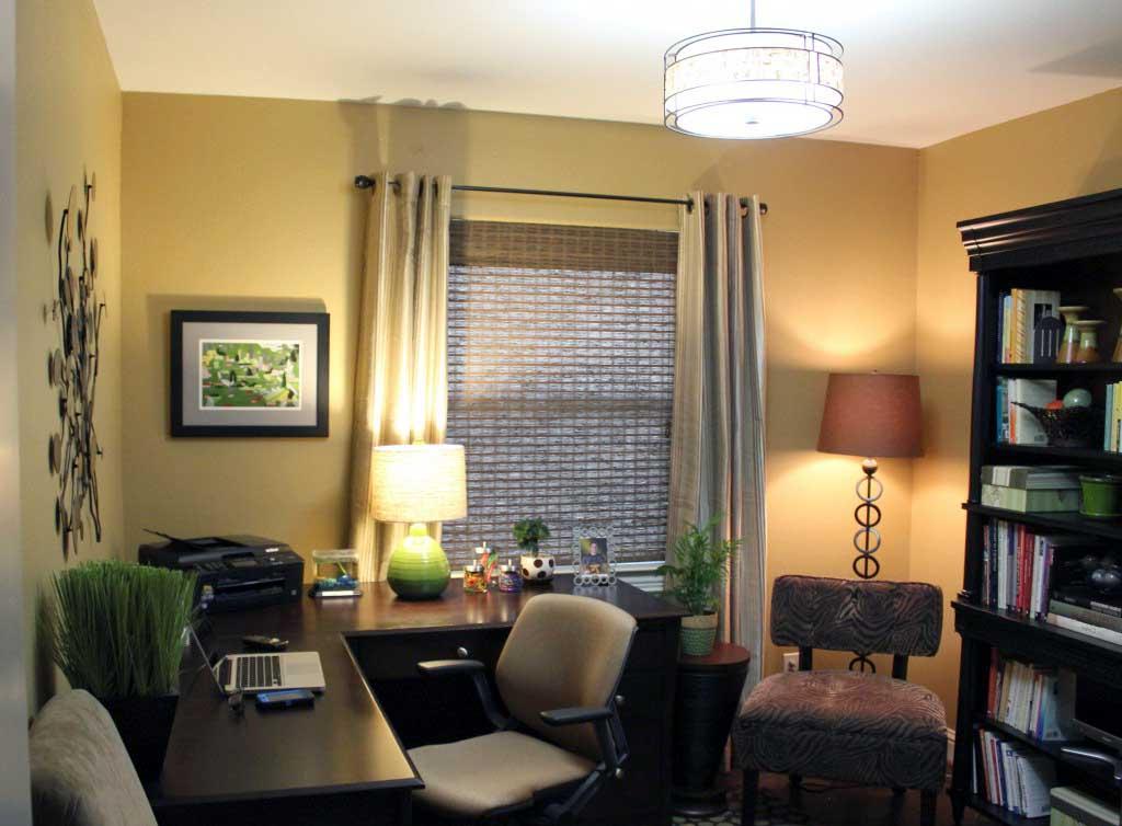 Ev Aydınlatma Ürünleri İçin Tavsiyeler -  Çalışma Odası