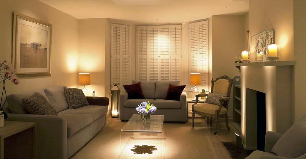 Ev Aydınlatma Ürünleri İçin Tavsiyeler -  Salon