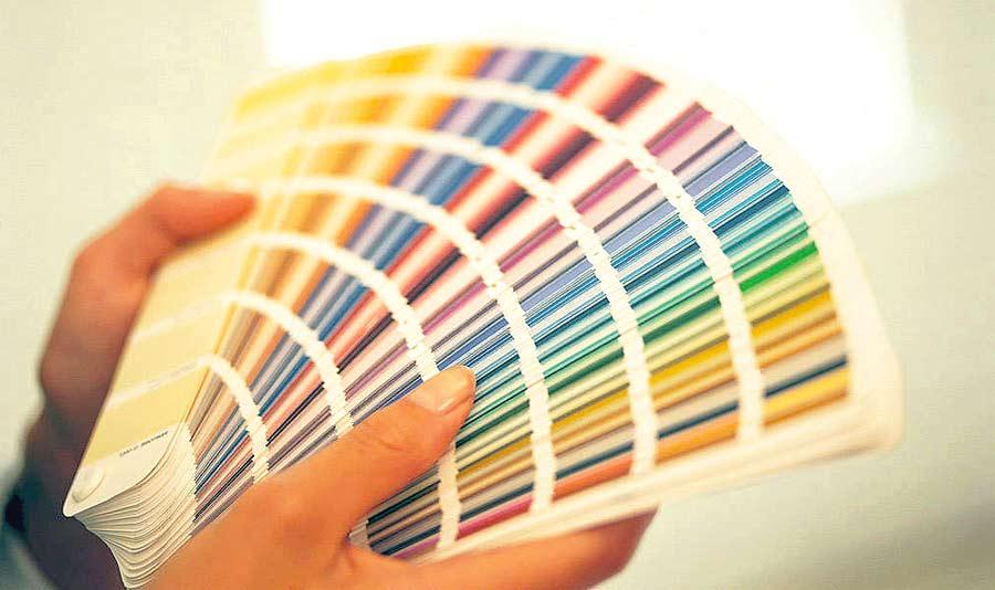 Ev Badanası Sırasında Renk Seçimi