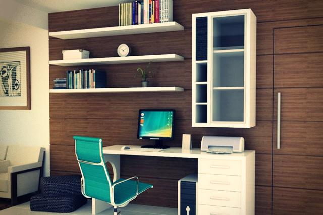 Ofis Dekorasyon Önerileri - Model 1