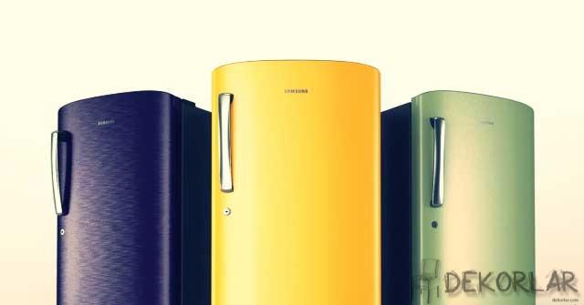 Renkli Beyaz Eşyalar - Samsung