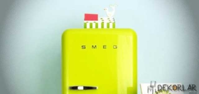 Renkli Beyaz Eşyalar - Smeg - 2