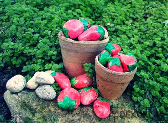 Yaratıcı Bahçe Dekorasyonları - 2