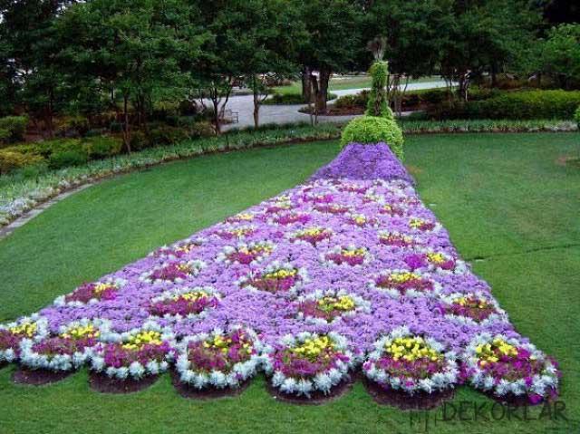 Yaratıcı Bahçe Dekorasyonları - 5