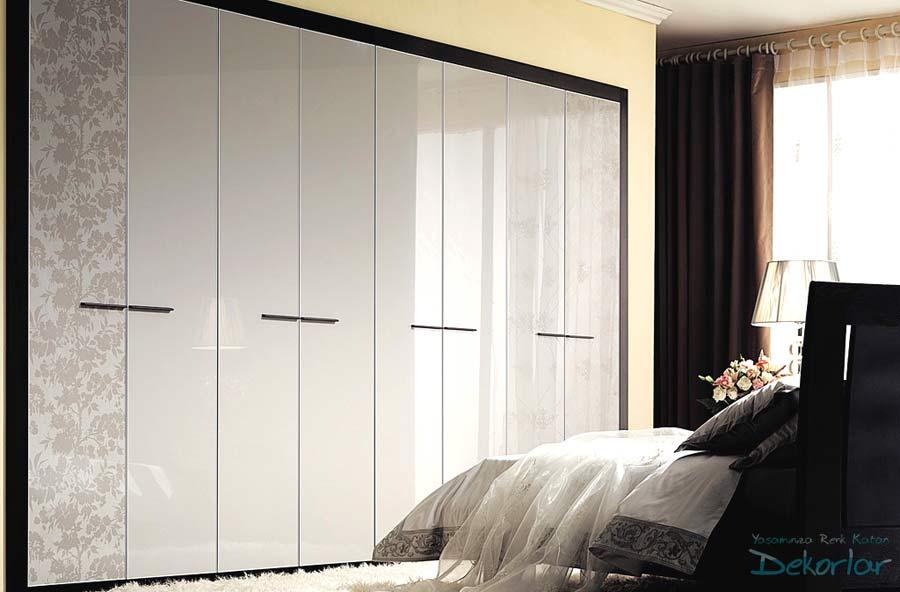 Yatak Odası İçin Dolap Modelleri - 2