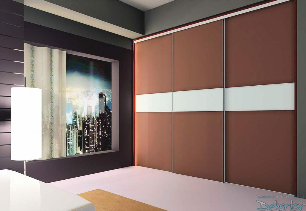 Yatak Odası İçin Dolap Modelleri - 3