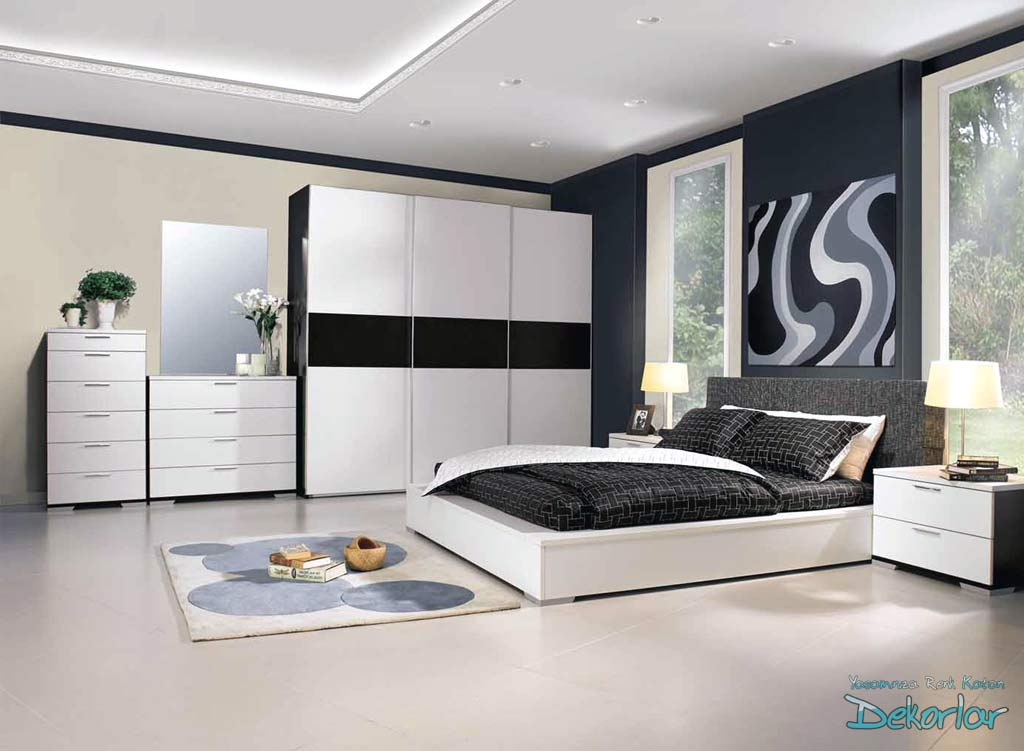 Yatak Odası İçin Dolap Modelleri - 4