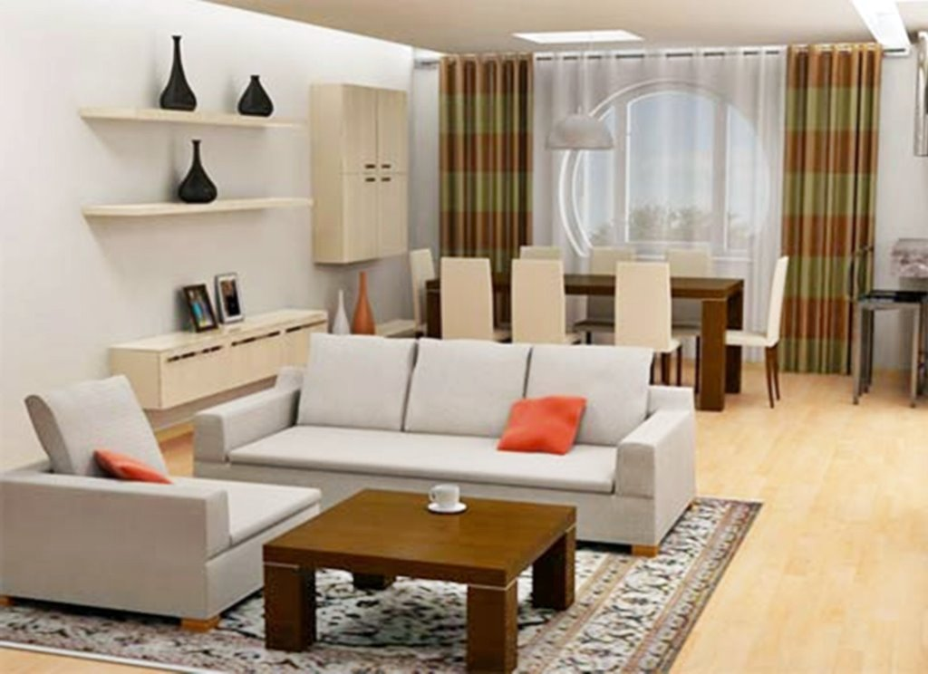 Yeni evlilere dekorasyon önerileri oturma odası