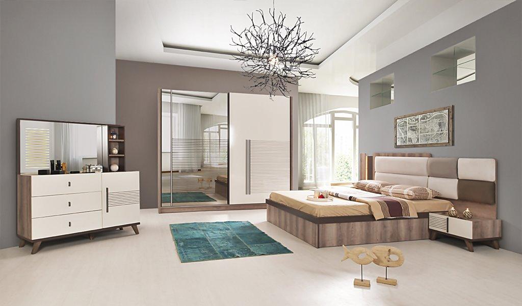 Yeni evlilere dekorasyon önerileri - yatak odası