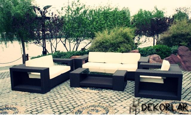 Bahçe Mobilyaları - 2