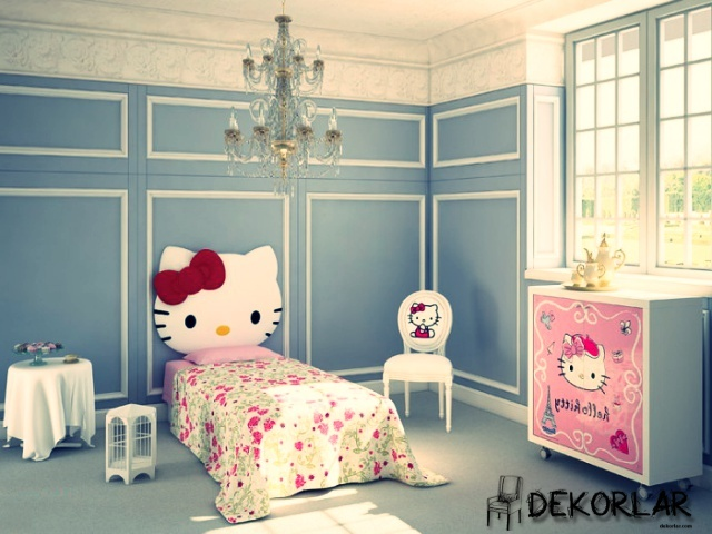 Çocuk Odası Fikirleri - 2