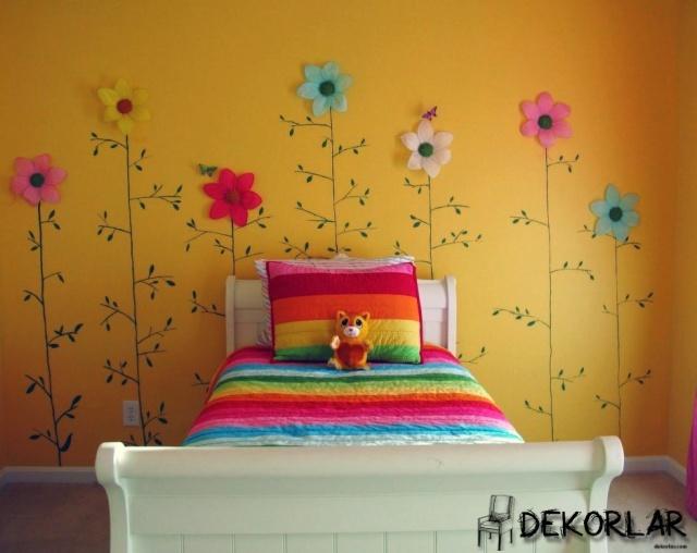 Çocuk Odası Fikirleri - 3