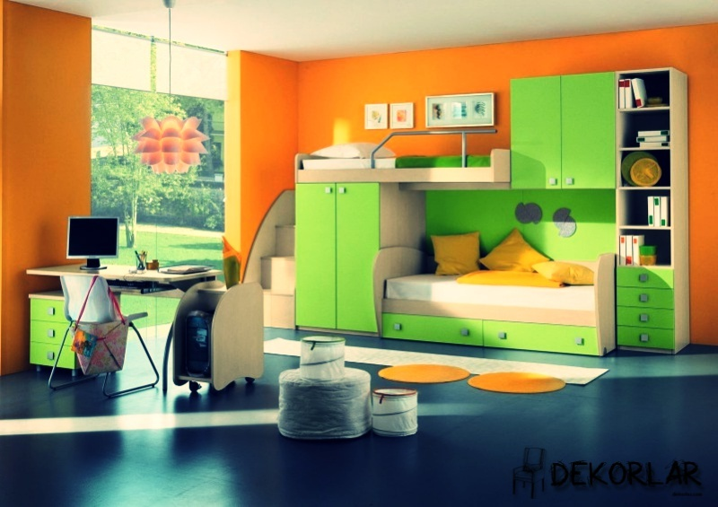 Çocuk Odası Fikirleri - 6