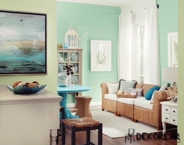 Evlerde Yaz Modası