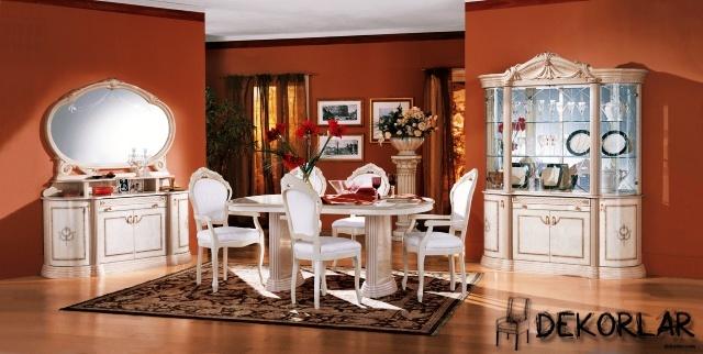 Klasik Yemek Odası - 3
