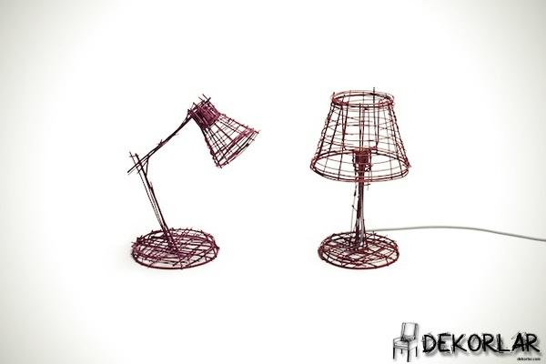 Çizim Gibi Duran Mobilyalar - 2