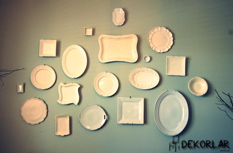 Duvarda Tabak Tasarımı - 5