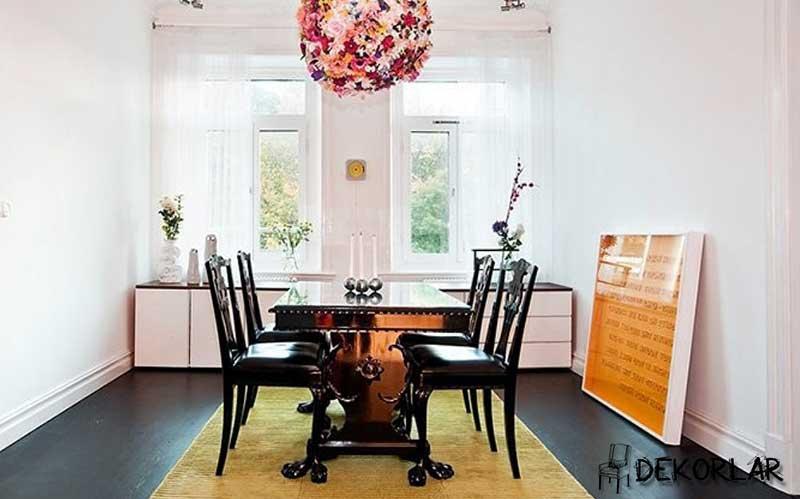 Romantik Yemek Odası -5