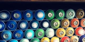 Sprey Boya İle Eviniz Renklendirin