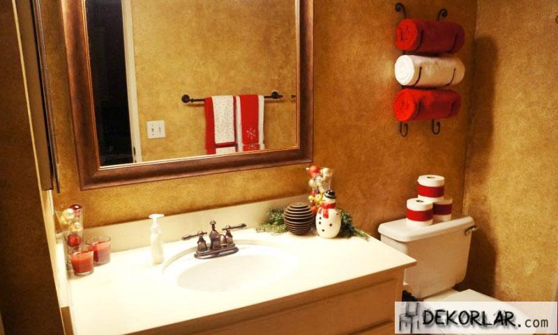 Banyo Süsleme Fikirleri - 1
