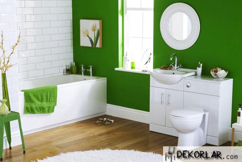 Banyo Süsleme Fikirleri - 2