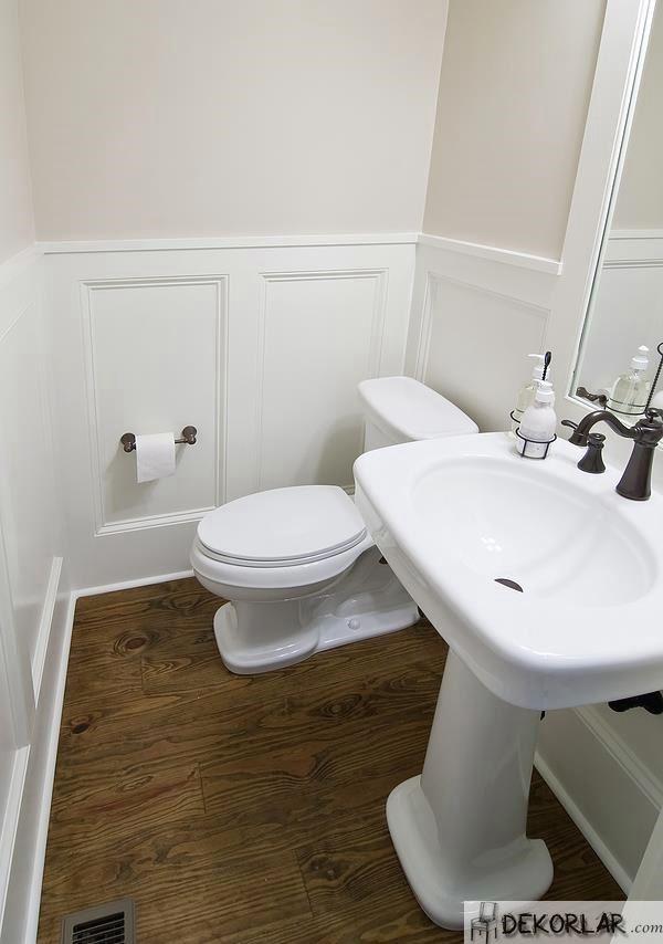 Küçük Banyo Dekorasyon Modelleri - 19