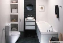Küçük Banyo Dekorasyon Modelleri - 2