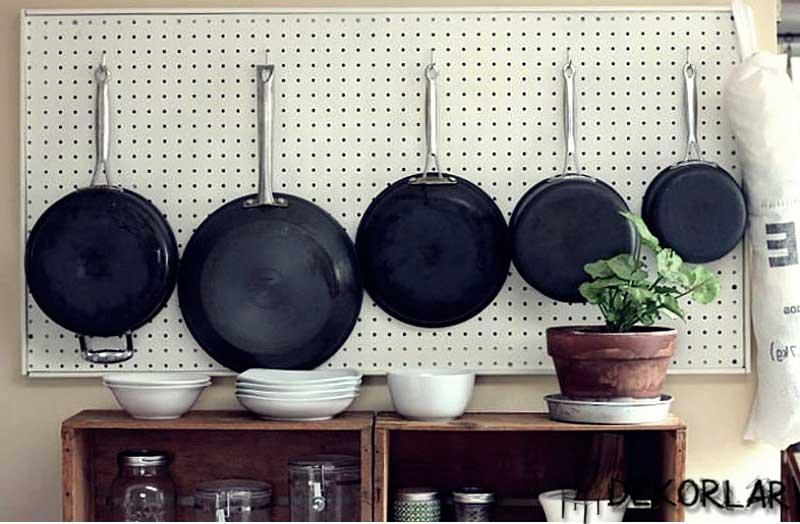 Mutfakta Yer Açmak İçin 7 Dahiyane Fikir - 2