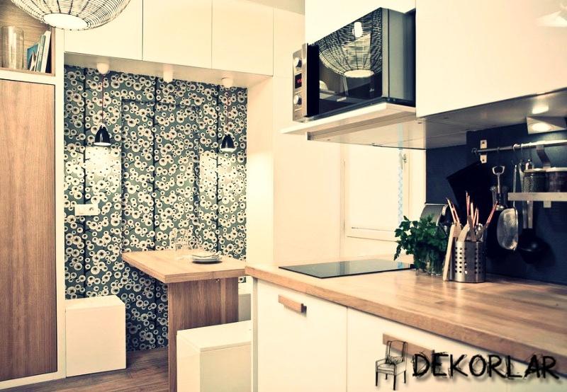 Mutfakta Yer Açmak İçin 7 Dahiyane Fikir - 3