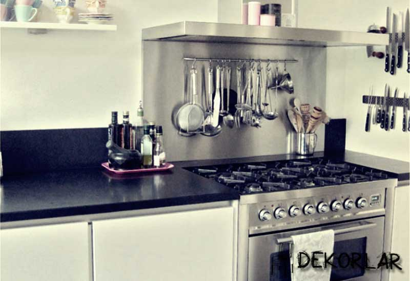 Mutfakta Yer Açmak İçin 7 Dahiyane Fikir