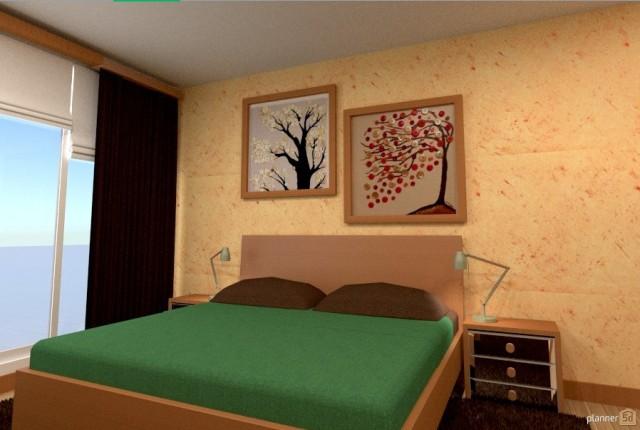 p5d yatak odası