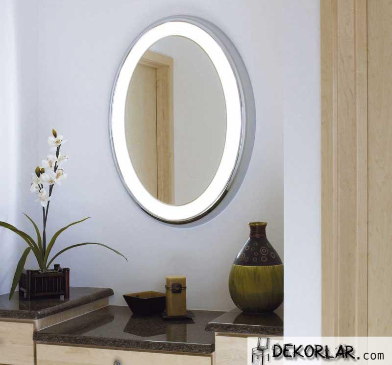 Banyo Ayna Tasarımları - 2
