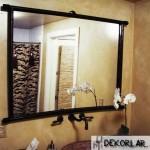 Banyo Ayna Tasarımları - 6