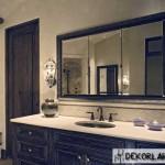 Banyo Ayna Tasarımları - 8
