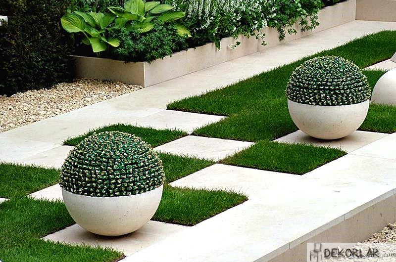 Bahçe Dekorasyonu Fikirleri 5
