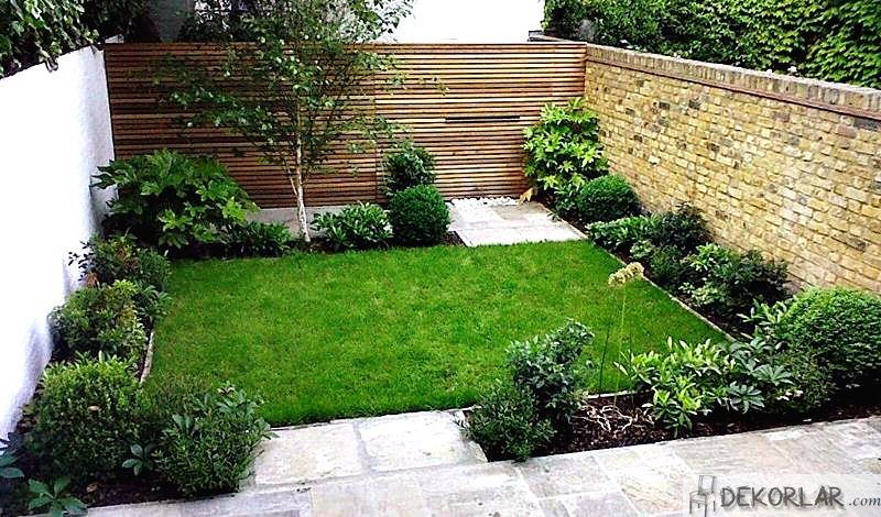 Bahçe Dekorasyonu Fikirleri 6