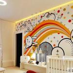 Bebek Odası Aydınlatma Modelleri - 2