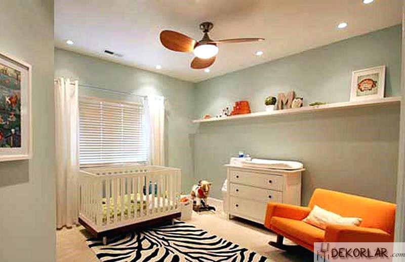 Bebek Odası Aydınlatma Modelleri - 3