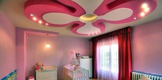 Bebek Odası Aydınlatma Modelleri - 5