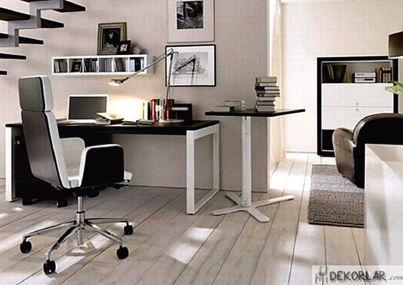 Çalışma Odası Tasarımları - 9