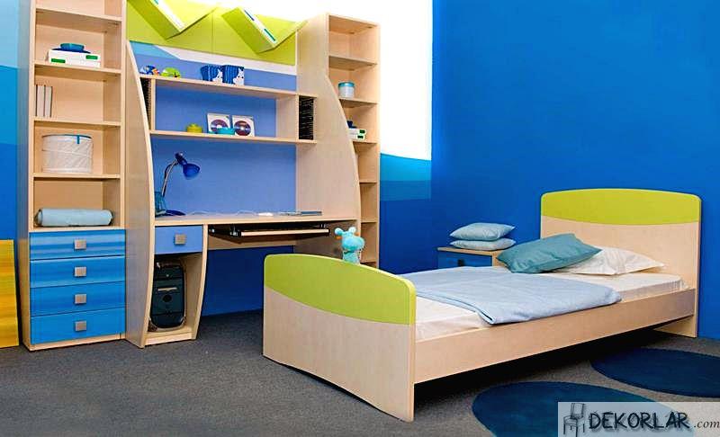 Çocuk Odası Dekorasyon Fikirleri - 1