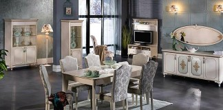 İstikbal Yemek Odası Modelleri Gold