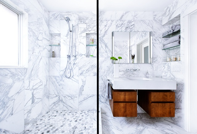 Banyo Dekorasyonu Nasıl Yapılmalıdır ? Model 2
