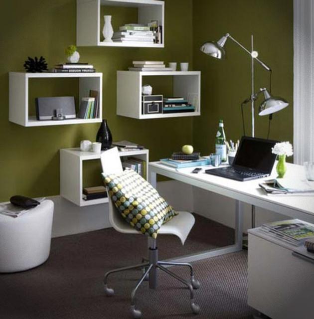 Ofis Dekorasyon Önerileri - Model 2